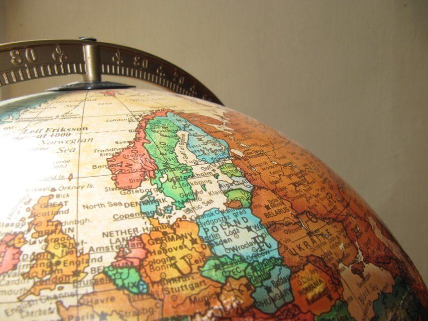 Staten, samhället och geopolitiken