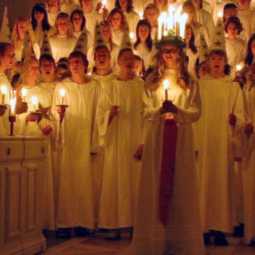 Fyra myter om Lucia