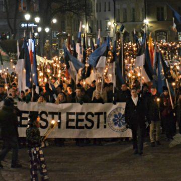 Eesti Eest! Estland 100 år.