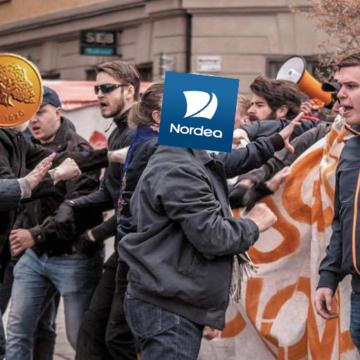Patrik Forsén: Stoppa bankväldet!