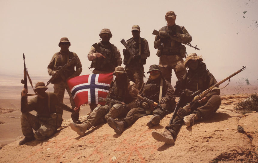 ENGLISH UPDATE: Scandinavians fighting against IS