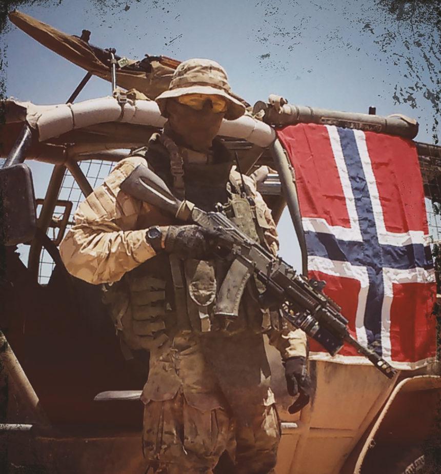 Exklusiv intervju: Skandinaver som strider mot IS