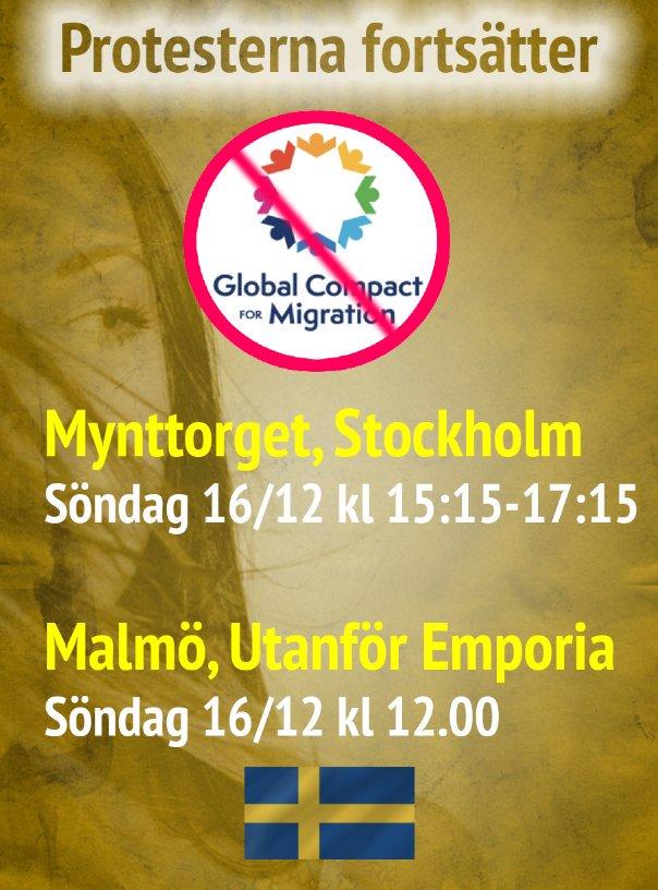 Mynttorget (STHLM) söndag den 16/12 kl 15.15